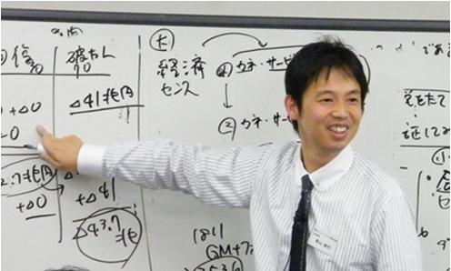 簿記論講師柴山政行